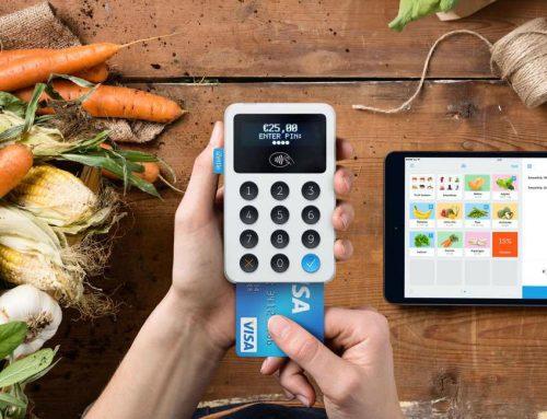 iZettle: Acepte pagos con tarjeta utilizando un teléfono celular