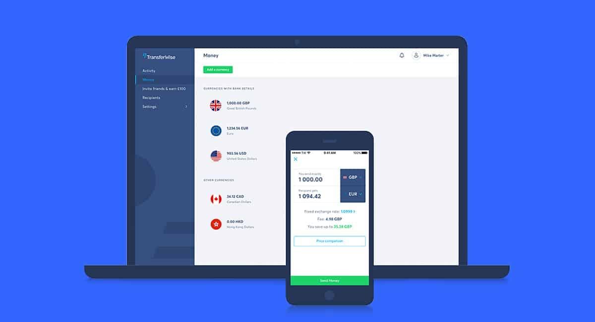 TransferWise Mexico